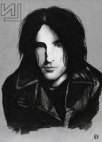 Trent Reznor (Nine Inch Nails) by TGnow