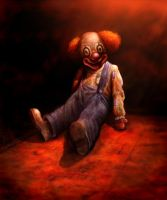 The Clown by SilentIvo