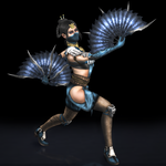 Princess Kitana MKX by SrATiToO