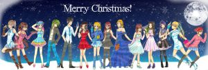 .::Merry Christmas::. by Grimoire-Des-Reves