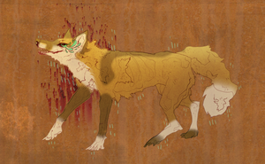 Circuitry of the wolf by birdkisses