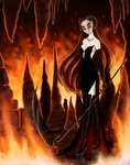 Welcome to Hell by suzzannnn