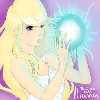 Iliana - The Witch Child by Hate-Incarnate