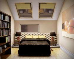 Bedroom by masin