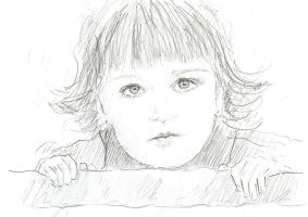 Bella new book illustration by bcstroud
