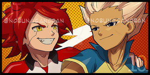 Matching Icon Commissions Open by nobunaganoran