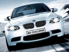 BMW M3 Challenge Wallpaper by DeadManVL
