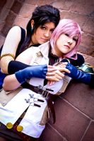 FFXIII - Keep The Faith by stormyprince
