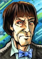 2nd Doctor by bphudson