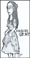 Merope Gaunt by Shmivv