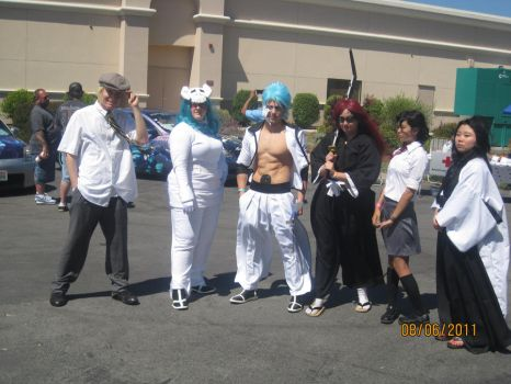 Bleach Group Picture 1 by Pika-Ninja