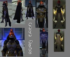 CoH Toon Collage 08 by Jaguard