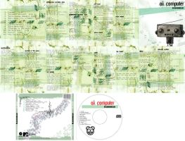 Cd cover 1 by besen