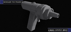 Renegade Phaser V2 WIP 2 by GregStitz