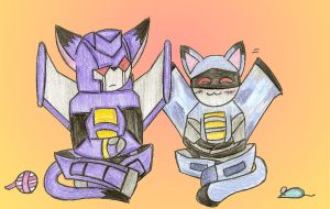 -Kitty-formers- X3 by AnimePeep33