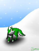 snow ftw by CoolCodeCat
