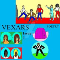 Vexars Issue 1 Cover by theunaveragejoe