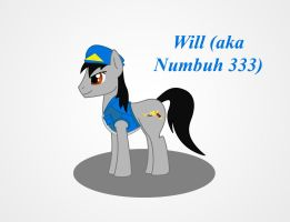 MLP: Numbuh 333 by Redtriangle