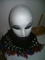 Cage Cowl by ambiguousginger