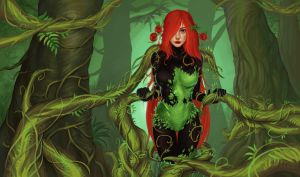 Poison Ivy by LeeeHeeey
