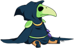 Plague Knight by whmSeik