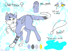 :Chartreux Reference: by Arex-chan92