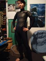Halo - Undersuit WIP by Hyokenseisou-Cosplay