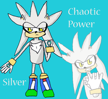 Chaotic Power - Silver: Mind by AGodofIrony