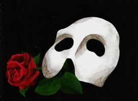 The Mask and The Rose by YDdraigGogh