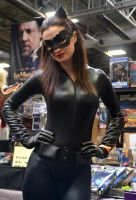 Sexy Catwoman Cosplay by masimage