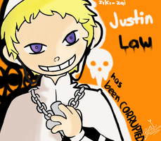 SE - Justin Law by ziki-zai