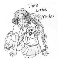 Request -Two Little Witches by beanchan