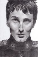 Matthew Bellamy Pt II by VeggieCrumble