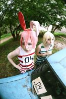 Usavich cosplay #1 by Push-sama