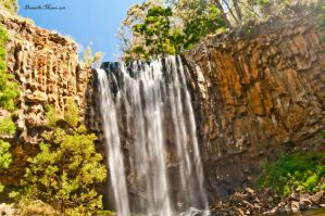 Trentham Falls by DanielleMiner