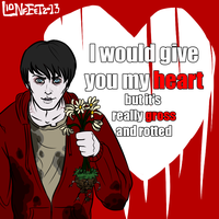 R Valentines by Hearsepower