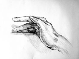 Hand I by Lukas-C