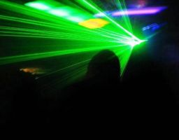 Lasers by PhotoHunny