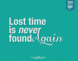 Lost Time Is by eugeniaclara
