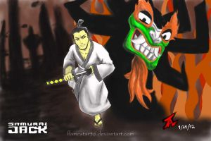 Samurai Jack by TLCreate