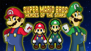 New SMBHotS Mario Bros Color Palette - Preview by KingAsylus91