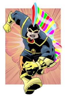 make way for OMAC by lordmitz
