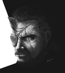 Big Boss (Punished Snake) by ReXL