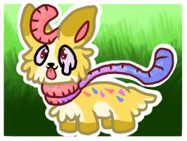 .:GummyPuppy Offer To Adopt:. -OPEN- by AntelopeAttack