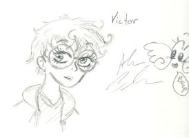 Victor by Kittychan2005