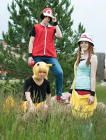 Pokemon - We're Gunna Be The Very Best by GreenTea-Cosplay