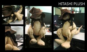 Hitashi Plush by Donomon