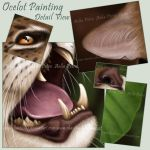 Ocelot Detailed View by Chaotica-I