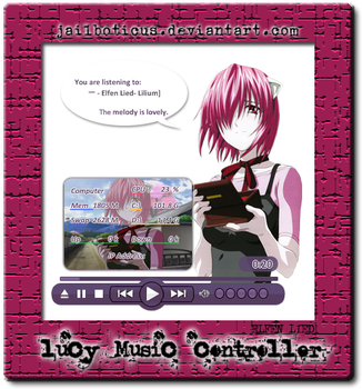 Lucy Music Controller by Jailboticus