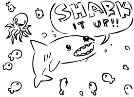 Shark it up by 8BitLoser